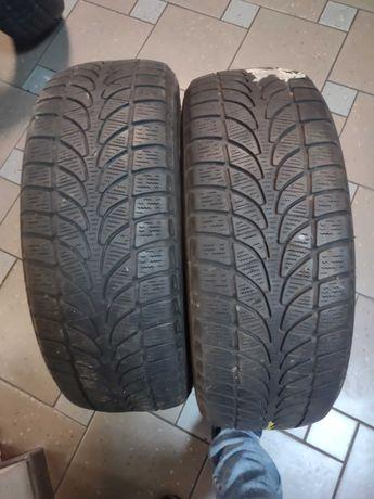 Sprzedam Opony Zimowe 215/60r16 Bridgestone