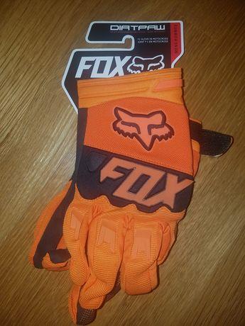 Luvas Fox Dirthpaw L Top Novas