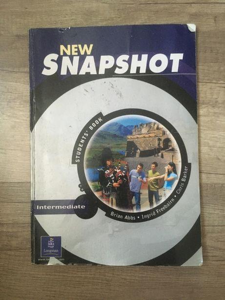 Podręcznik angielski New Snapshot Intermediate Longman