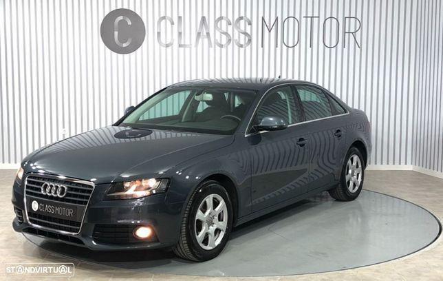 Audi A4 2.0 TDi Exclusive