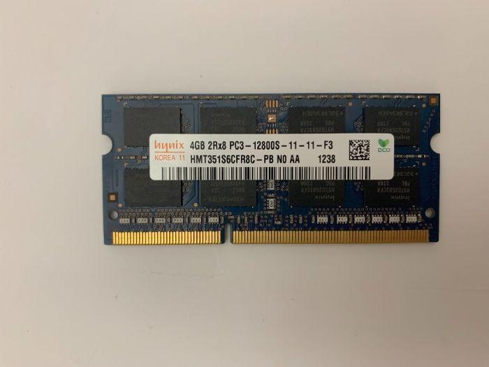 ddr3 Nynix 4Gb 2Rx8 PC-3 12800S оперативка для ноутбука Николаев - изображение 1