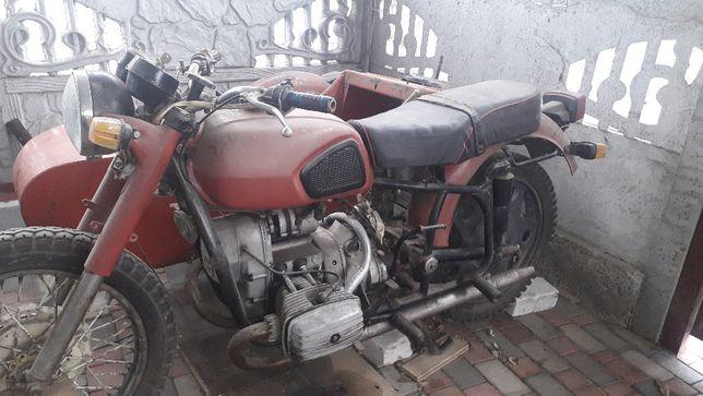 Мотоцикл Днепр МТ 10-36 ТОРГ!!!