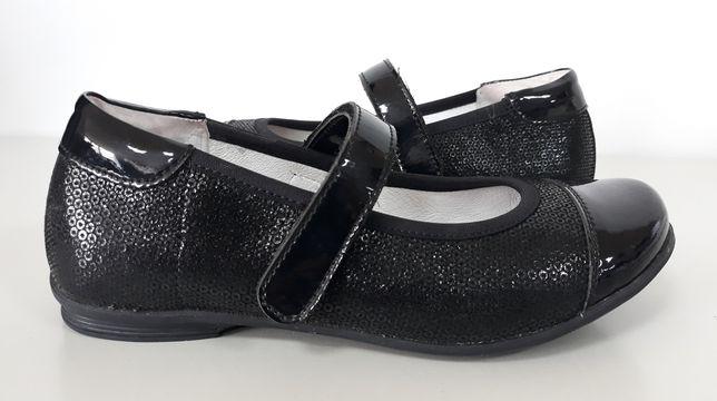 Туфли для девочки braska 32 размер туфлі браска дівчинка