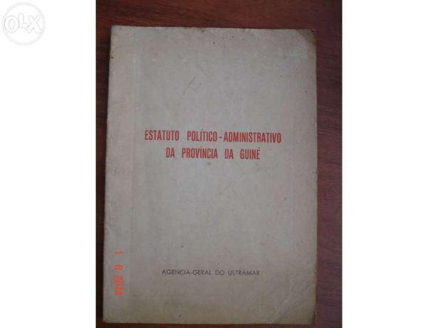 Estatuto Político- Administrativo da Província da Guiné