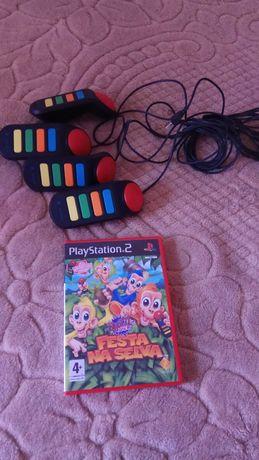 Buzz Junior Festa na Selva + Campainhas (Playstation 2)