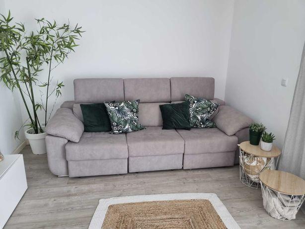Sofa cama em excelente estado