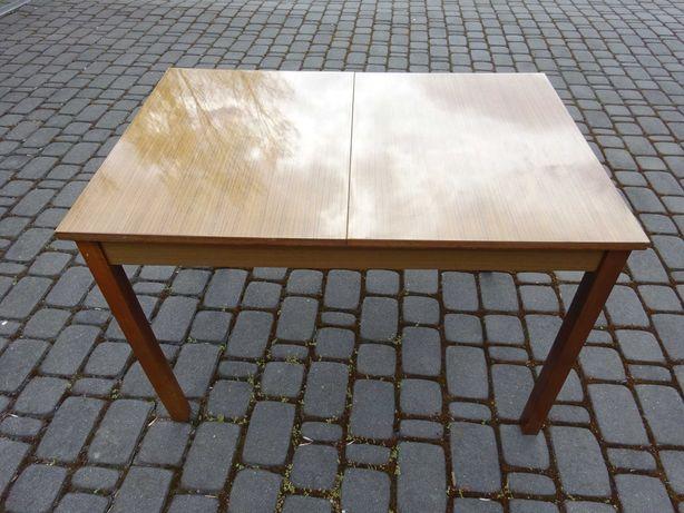 Stół rozkładany PRL