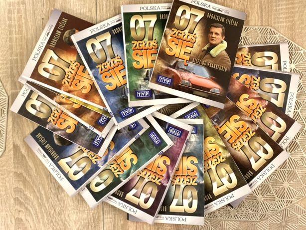 07 Zgłoś Się 16 odcinków na dvd plus bonus