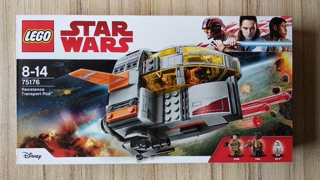 Nowe LEGO Star Wars 75176 - Pojazd transportowy Ruchu Oporu
