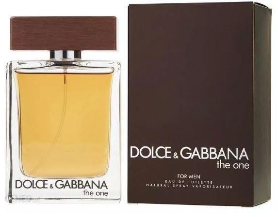 Dolce & Gabbana The One for Men. Perfumy męskie. 100ml. ZAMÓW