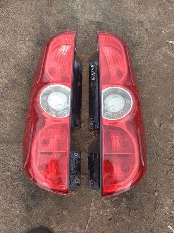 Sprzedam tylne lampy Fiat Doblo II