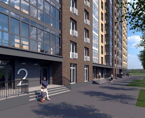 Квартира в новому житловому комплексі в центрі міста!!!