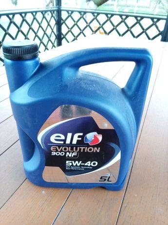 Масло Elf NF 5W-40 2,5л
