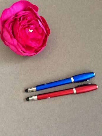 Ручка Сенсорна+ кулькова. 2 в 1. Нова.