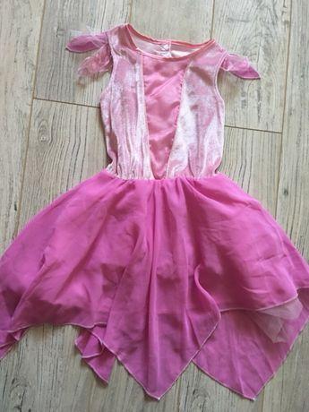 Sukienka przebranie strój dla dziewczynki 4-6