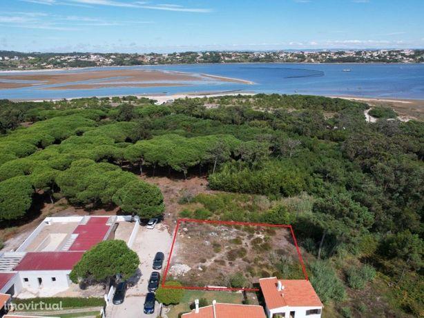 Lote de terreno para construção junto á Lagoa de Óbidos e...