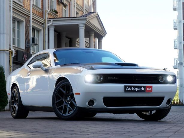 Продам Dodge Challenger 2017г.