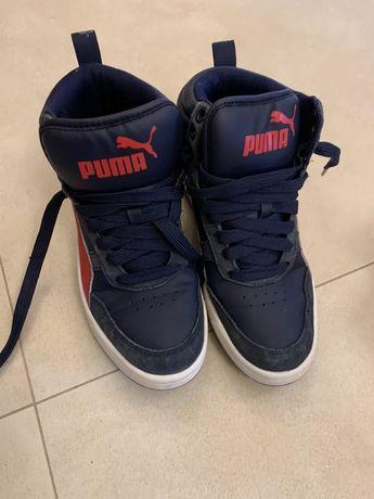 Buty Puma chłopięce rozmiar 37,5