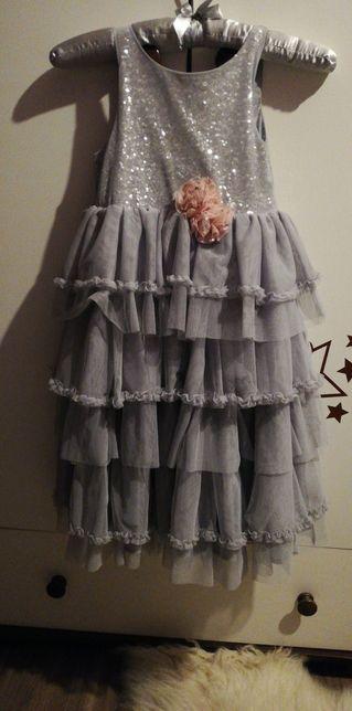 Sukienka H&m 134