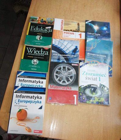 Książki do zawodówki