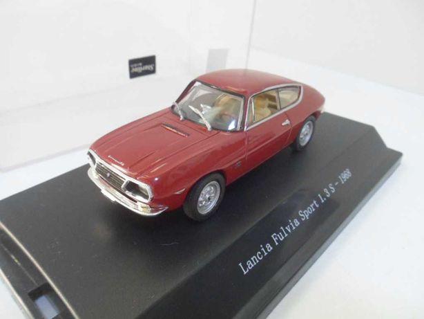 StarLine 1/43 Lancia Fulvia 1.3S 1968