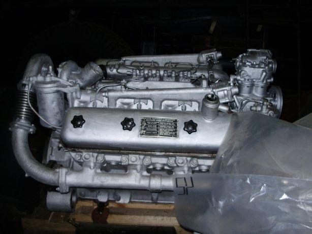 Двигатель ЯМЗ-238 H турбированный многотопливный новый