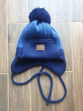 Теплая зимняя шапка Agbo с бамбоном (Польша)