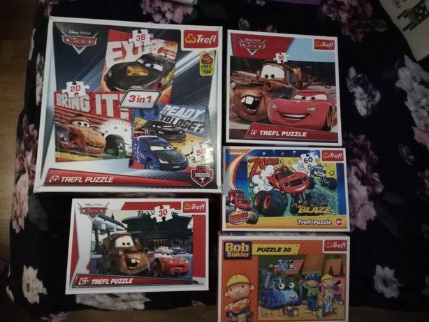 6x puzzle McQueen