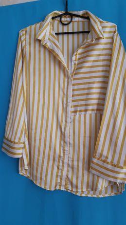 Elegancka bluzka koszulowa