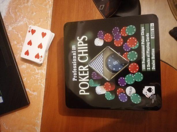Набор для игры в покер / настольная игра