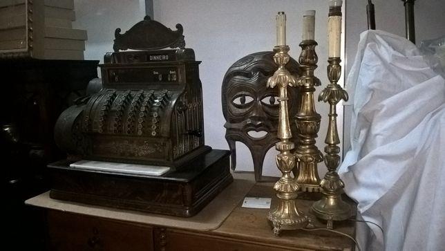 Maquina registadora antiga