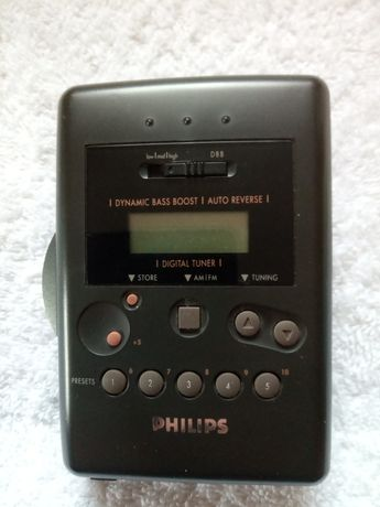 PHILIPS AQ 6529  walkman