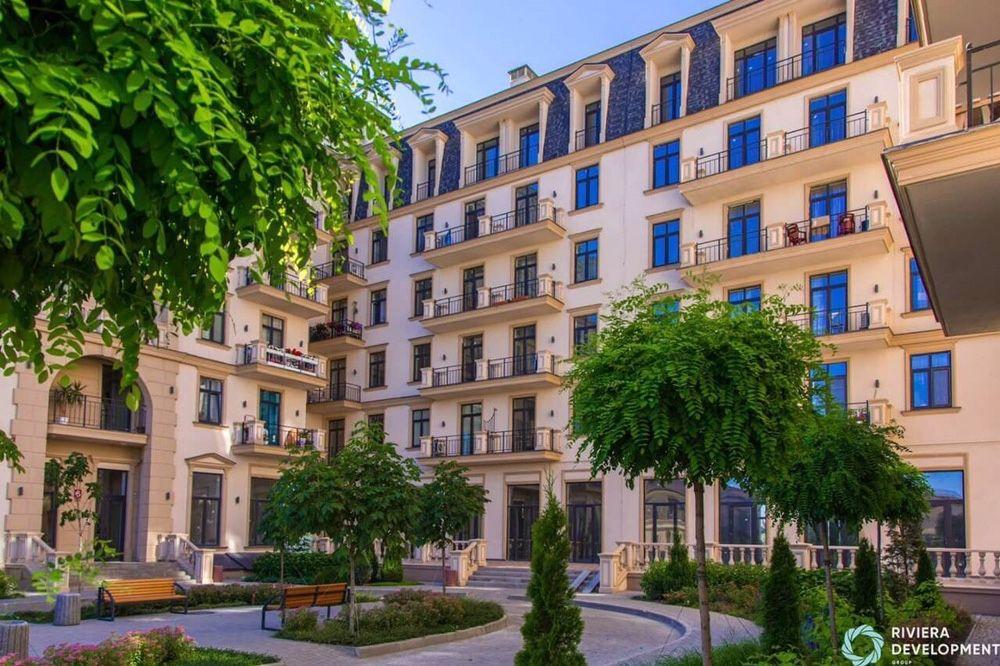 Сдается посуточно 1-к квартира у моря ЖК «Авторский»-1