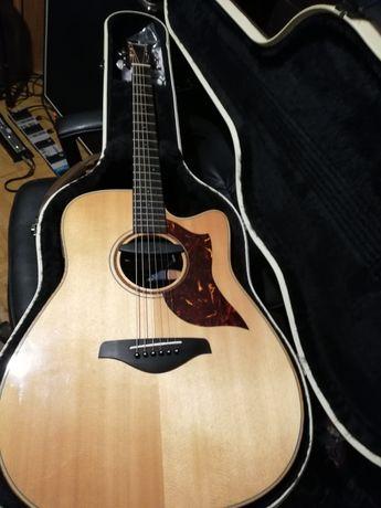 Yamaha A3M gitara elektroakustyczna plus humbucker