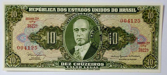 Banknot BRAZYLIA UNC polecam