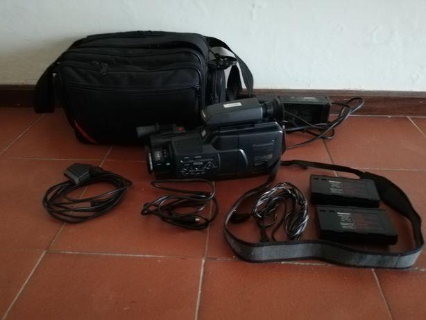 Câmera Filmar Panasonic NV-MS50 (S-VHS-C)