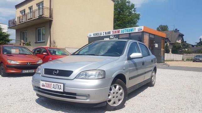 Opel Astra 1.6 benzyna // klimatyzacja // okazja // zamiana?