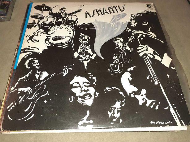 Ashantis Disco play - lp. EX