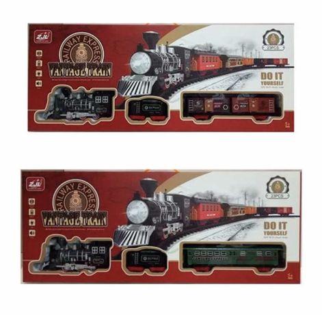 Детская железная дорога локомотив поезд вагон залізниця залізна дорога