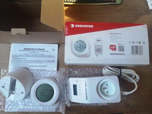 Euroster Q7TXRXGW - programowalny regulator temperatury. NOWY.