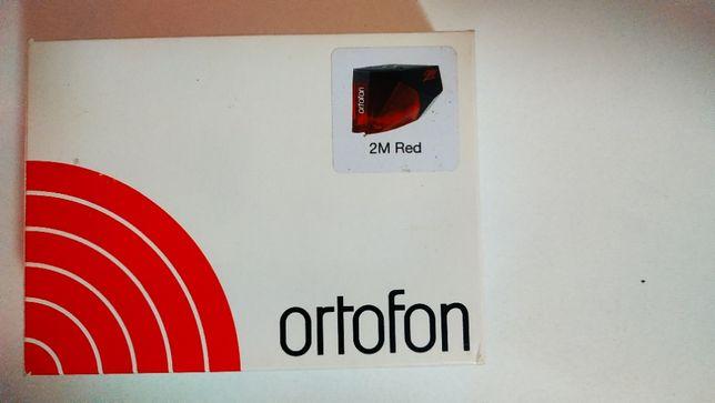 Ortofon 2M black Ortofon 2m red
