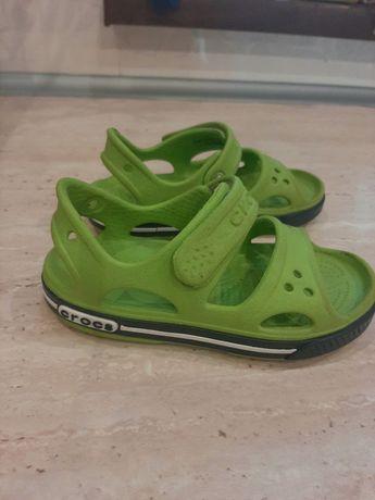 Sandałki crocs c9