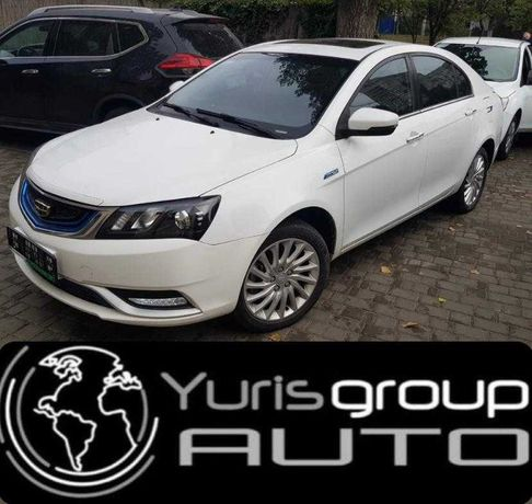 Geely electric Emgrand 2016