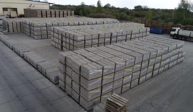 Bloczki fundamentowe BLOCZEK BETONOWY fundamenty 38/24/ 12 cm betonik