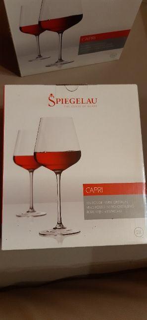 kieliszki do wina(białe 2szt. i czerwone 2 szt.)