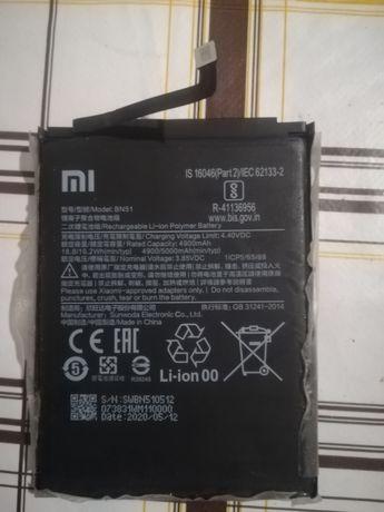 Оригинальный аккумулятор Xiaomi redmi 8