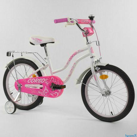 """Детский двухколесный велосипед CORSO ( 16"""",18"""",20"""")"""