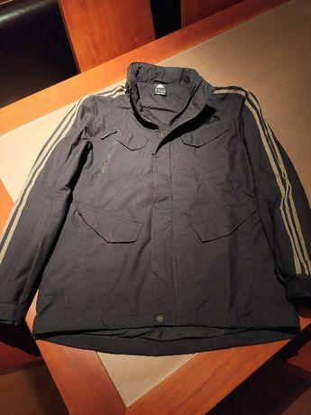 Blusão casaco adidas original preto