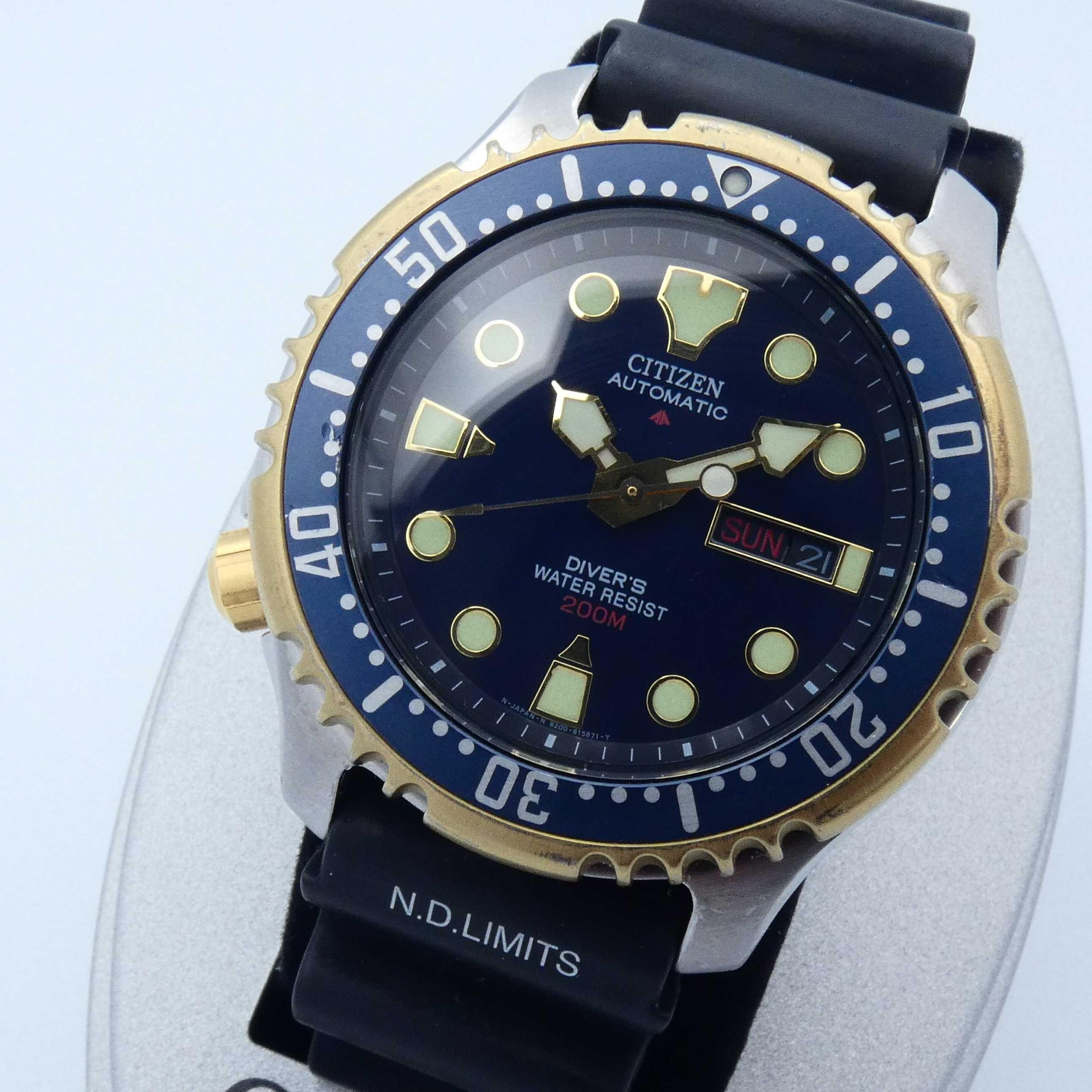 CITIZEN Promaster Diver Automatic