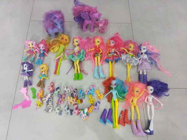 Kucyki pony, My little pony, Equestria, MLP EG Minis Hasbro
